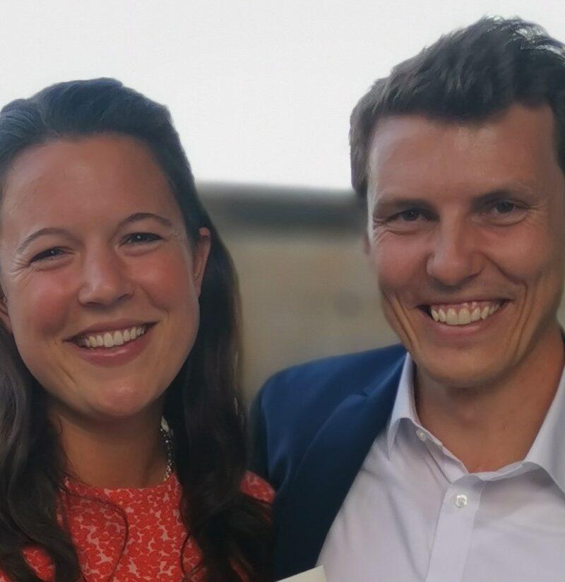 Karla und Ernst Linden